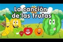 Canción frutas