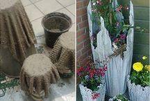 Zahrada -Dekorace