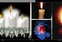 Candles Torches / Kerzen