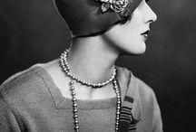 Мода / Мода прошлого века и этого
