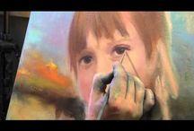malarstwo - filmy