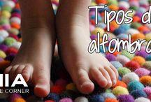 Tipos de Alfombras / http://blog.miahomecorner.com/2015/09/02/tienda-de-muebles-madrid-2-tipos-de-alfombras/