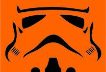 Star Wars Halloween bday party