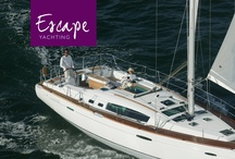 Amazing Sailing Destinations / There are so many amazing places where we sail with Escape Yachting!  See some of them here!