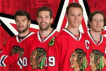 Chicago Blackhawks / by Catwoman Gotham