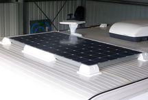 Solar caravan