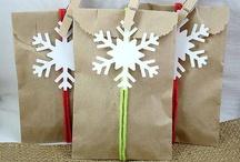 verpakkingen cadeaus