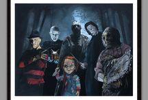 horror / by Teresa C