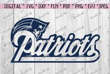 SVG DXF Patriots