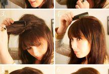 So simple hair tutorials