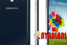 Samsung Galaxy S4 Hafıza Kartı Takma
