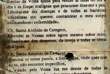 Oração de Santo Antônio de Catinguero