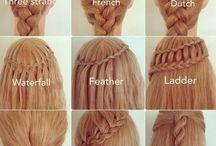 hår frisyrer