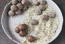 Energy Balls / I love homemade energy balls  I'm slowly making my way through these recipes