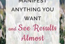 Manifesting Life