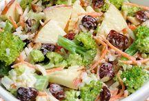 ensalada  verdura