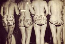 Tattoo Vintage / by Bruna Silva Tatuadora