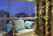 Minik balkonlar