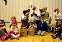 Dramatic Kid Parties