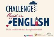 Challenges lectures ! / Ensembles de challenges à faire !