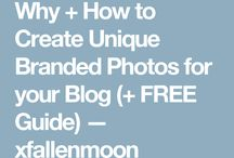 Blog related ideas and posts