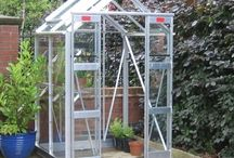 θερμοκήπια με πλάτος  1,30m - #θερμοκήπια, #greenhouses