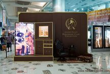 Johnnie Walker Explorers' Club Collection, Miami Airport