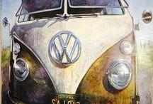 VW / by Jaime Zerbe