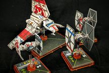 x-wing miniatures.