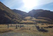 Ashburton Mountains