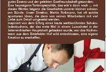 Suchtgefahr - Bielefelder Hof Torte