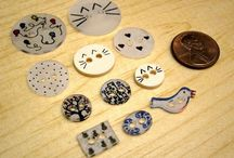 Buttons / DIY buttons, vintage buttons, buttons buttons buttons