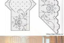 1 μοτίβο τραπέζι μαντήλι