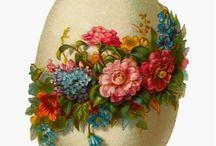Cross Stitch/ Easter