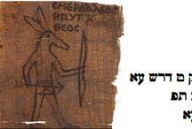 Egypt epigraphy / text transliteration