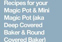Covered Baker