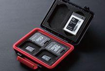 SD/microSD card case shock-resistant_ CMC-SDCHD01BK #ELECOM