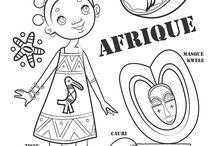 Maternelle Afrique