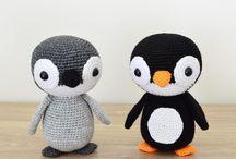 Crochet B&W