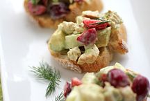 Appetizers  / by Mary Thompson