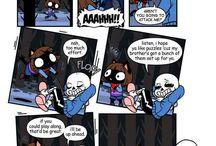 UT comics