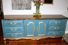 Furniture Makeovers / by Holly Arredondo