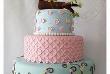 různé dorty