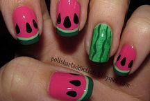 Beauty (Nails/Nail Care) / Photos of nail art to maybe try or to just look at. And nail care ideas. / by Victoria H.
