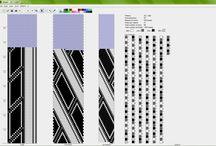 wzory sznurów szydełkowych