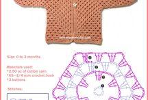 Haken ~ crochet [kleding ~ clothes]