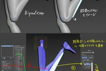 3d animation tool tip