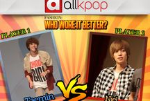 Who Wore It Better? / by allkpop