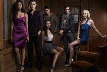 The Vampire Diaries / by PopWrapped