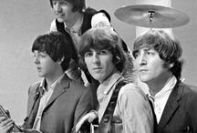 The Beatles / I really like Paul McCartney and their music   / by Taylor Guzman